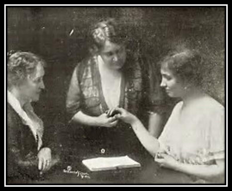 Kate, Annie, Helen
