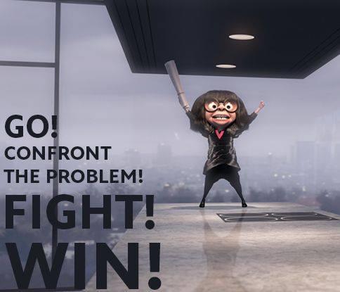 fight win!