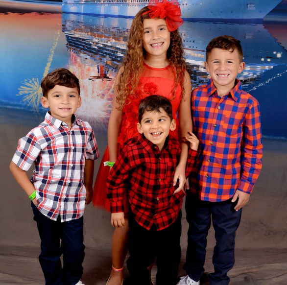 logan and siblings